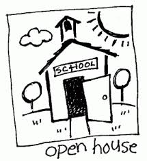 Open House Sept 12  6pm to 7pm